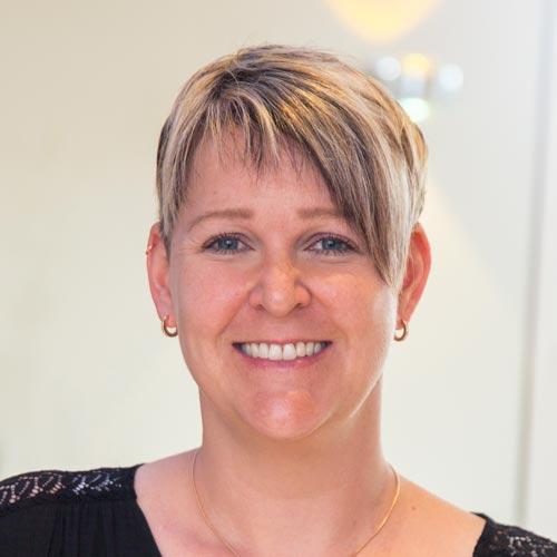 Daniela Hutter Sekretärin