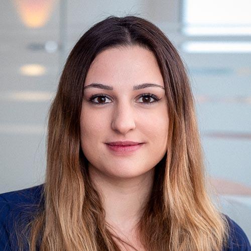 Tamara Segmihler medizinische Fachangestellte
