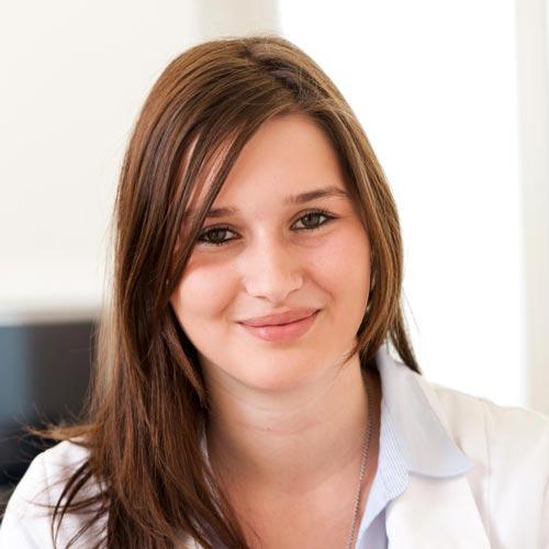 Vanessa Gack Arzthelferin augenkundlich technische Assistentin