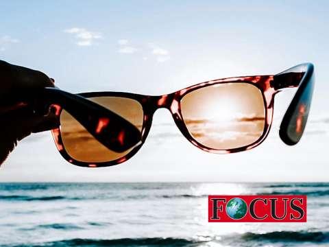 Sonnenbrillen UV-Schutz Augen-OP-Laser-Zentrum Dr. Dietrich Doepner im Focus Fit und Gesund Ausgabe 22/2019