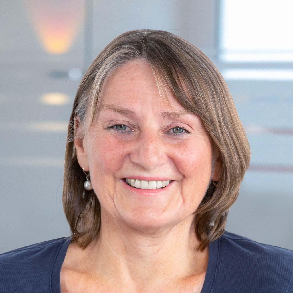 Christiane Sprung, medizinische Fachangestellte Augen-OP-und-Laser-Zentrum Dr. Doepner Weilheim